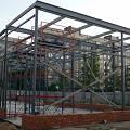 Фото 4: Строительство промышленных зданий