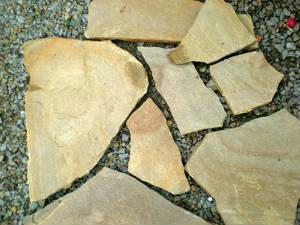 Натуральный камень Фисташка пластушка песчаник
