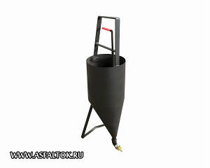 Переносной котелок для заливки швов ПКЗ-10