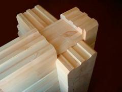Анонс: Клееный брус как материал для стен Вашего дома