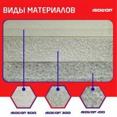 Анонс: Виды материалов Isolon и их ключевые отличия