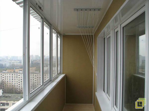 Фото Остекление балконов и лоджий