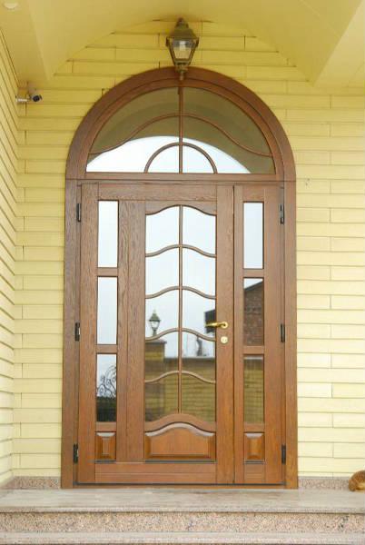 Фото Входные и межкомнатные двери