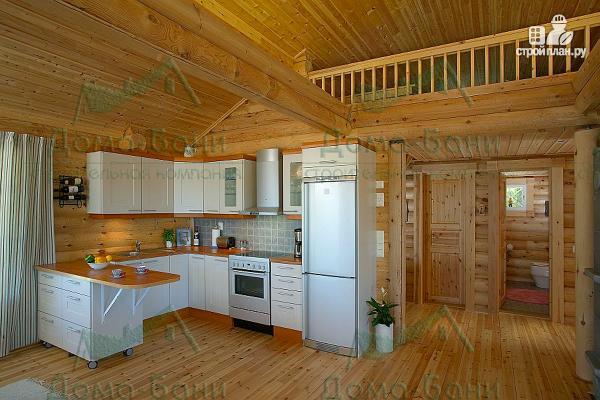 Фото 7: проект дом из бревна