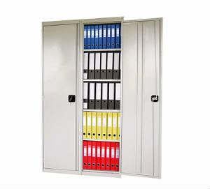 Шкаф хозяйственный офисный ШХА-100(40)