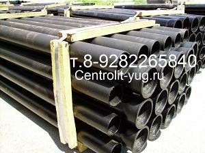 Трубы чугунные канализационные ТЧК 50,100,150