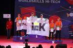 Молодые профессионалы из разных стран продемонстрировали мастерство в рабочих профессиях