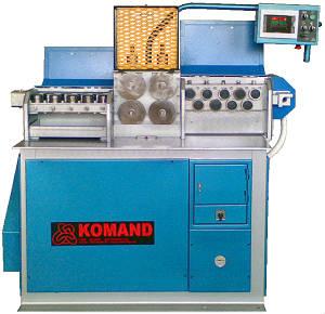 Станок правильно-отрезной KOMAND 6 (1,8-6 мм)