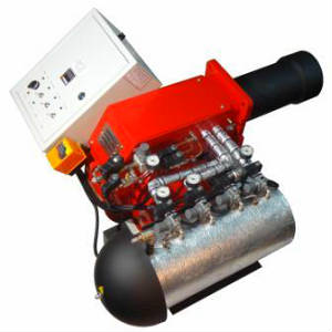 Промышленная горелка на отработанном масле AL-120Т (600-1600 кВт)