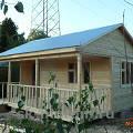 Фото 3: Дачный домик 6.0 х6.0 м