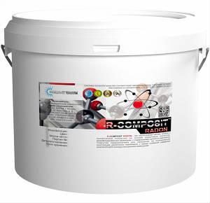 Жидкий материал для защиты от радона R-composit radon
