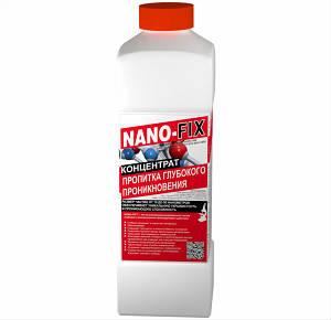 Высококонцентрированная пропитка глубокого проникновения NANO-FIX™