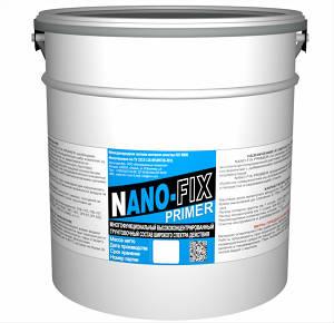Высококонцентрированный грунт широкого спектра NANO-FIX Primer