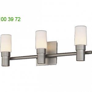 DweLED Pillar Bath Bar WS-76612-SN, настенный бра
