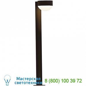 SONNEMAN Lighting OB-7305.PC.DL.72-WL Reals LED Bollard - Plate Cap (Textured Bronze/28 In