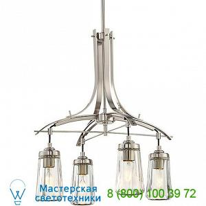 Minka-Lavery 3304-84 Poleis Chandelier, светильник