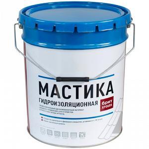 Битумно-полимерная мастика БРИТ-кровля