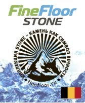 Клеевая кварц-виниловая плитка FF-1400 STONE