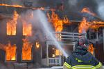 Как защититься от огня и снизить материальные убытки при пожаре?