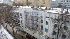 Капитальный ремонт многоквартирных домов: как строят энергоэффективное будущее