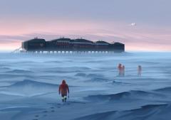 Как будут жить полярники на «Востоке»: все об устройстве современной антарктической станции