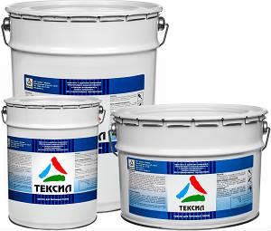 ТЕКСИЛ — краска для бетонных полов