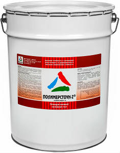 ПОЛИМЕРСТОУН-2 — полиуретановый наливной пол