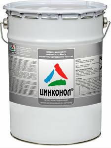 ЦИНКОНОЛ — цинковый грунт-протектор для металла