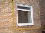 Комплексная отделка оконных и дверных проемов пластиковыми откосами