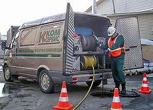 Чистка смстем канализации
