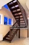 Стандартные лестницы для дачи в ТК Ланской со скидкой - 20 %!