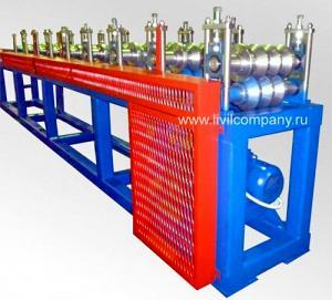 Стан производства для металлошифера