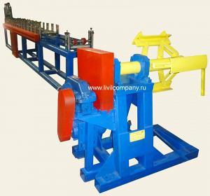 Линия для производства водосточной трубы
