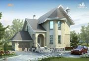 Проект «Фортуна» - небольшой загородный дом