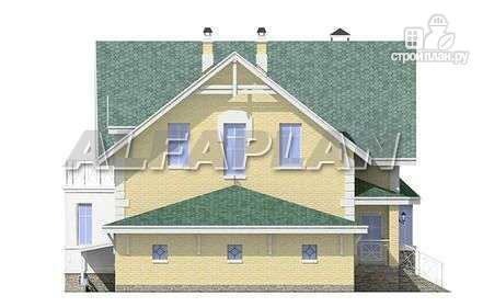"""Фото 8: проект """"Ретростилиса Плюс"""" - удобный дом с цокольным этажом"""
