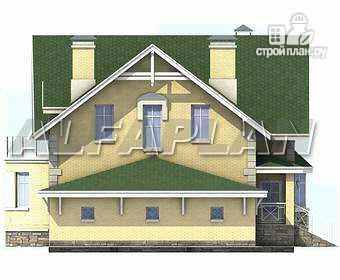 Фото 9: проект «Ретростилиса» - рациональный дом с гаражом