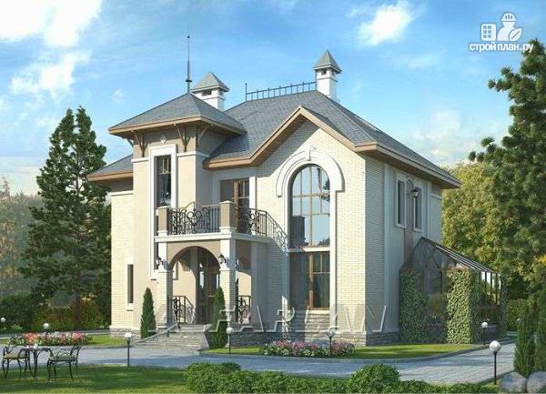 """Фото: проект """"Разумовский"""" - элегантный загородный дом"""