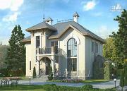 """Проект """"Разумовский"""" - элегантный загородный дом"""