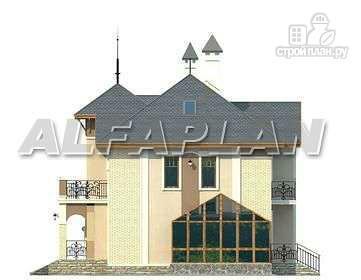 """Фото 11: проект """"Разумовский"""" - элегантный загородный дом"""