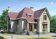 Проект «Ту-Бо» - загородный дом с удобной планировкой