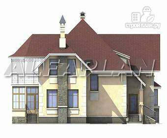 Фото 9: проект «Ту-Бо» - загородный дом с удобной планировкой