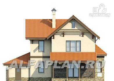 """Фото 6: проект """"Pro vita"""" - компактный дом с удобной планировкой"""