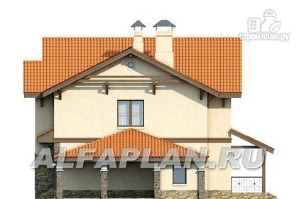 """Фото 5: проект """"Pro vita"""" - компактный дом с удобной планировкой"""