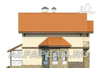 """Фото 7: проект """"Pro vita"""" - компактный дом с удобной планировкой"""