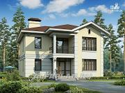 """Фото: """"Репутация"""" - дом с аристократическими фасадами и отличной планировкой"""