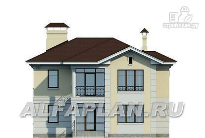 """Фото 4: проект """"Репутация"""" - дом с аристократическими фасадами и отличной планировкой"""
