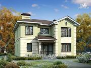 """Проект """"Репутация"""" - дом с аристократическими фасадами и отличной планировкой"""