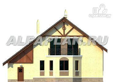 """Фото 7: проект """"Регенсбург Плюс"""" - вариант коттеджа """"Регенсбург"""" с цокольным этажом"""