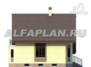 """Фото 6: проект """"Регенсбург Плюс"""" - вариант коттеджа """"Регенсбург"""" с цокольным этажом"""
