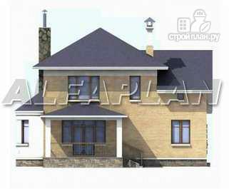 Фото 8: проект «Ювенил» - двухэтажный загородный дом